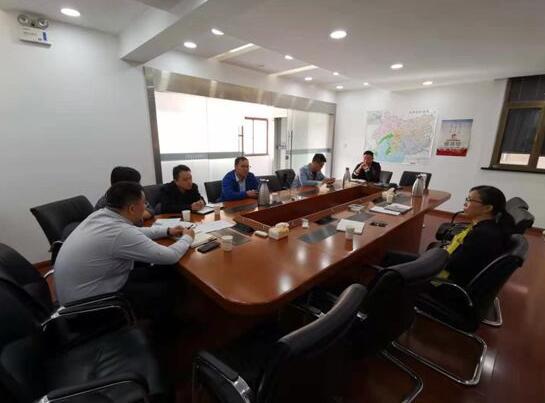 市质安站召开农民工工资支付保障工作座谈会