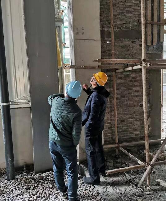 无锡市建设工程质量安全监督站开展全市质量通病防治专项检查